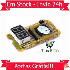 L06 Placa de diagnostico e teste de motherboard PC portatil
