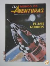 Mundo de aventuras nº583 | Flash Gordon