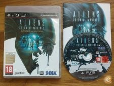 Aliens Colonial Marines Limited Edition - Como novo - PS3
