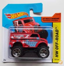 Hot Wheels 2014 - 122-1. Monster Dairy Delivery