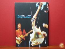 Pearl Jam - Live At The Garden / VG Plus / 2 × DVD / UK 2003