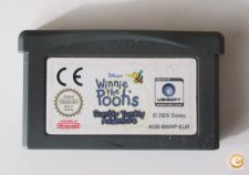 GAME BOY ADVANCE - WINNIE THE POOH'S RUMBLY TUMBLY ADVENTURE