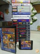 Megadrive Classic Collection Gunstar Heroes, Flicky,Alex Kid