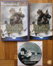medal of honor frontline - sony playstation 2 ps2