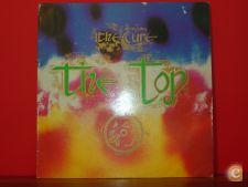 THE CURE - THE TOP (vinil LP) IMPORT 1ª EDITION