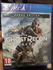 Tom Clancys Ghost Recon Breakpoint Auroa Edition Ps4 NOVO