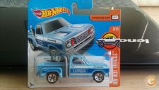 2017 HOT WHEELS -1978 DODGE LIL RED EXPRESS TRUCK  *NOVO*