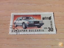 BULGARIA - SCOTT 3674 - CARROS