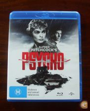 Psycho - Alfred Hitchcock (Blu-ray)