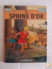 Alix - Le Sphinx D'or