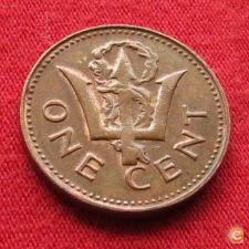 Barbados 1 cent 1979 KM# 10   *V