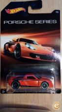 2015 HOT WHEELS PORSCHE SERIES - PORSCHE CARRERA GT   NOVO