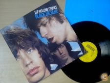 ROLLING STONES - BLACK AND BLUE 1976 LP