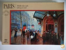Paris 30 full-color cards (30 postais)