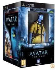James Cameron's AVATAR THE GAME Limited Edition - NOVO Ps3