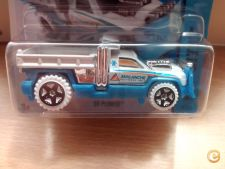 2014 HOT WHEELS - SO PLOWED        *NOVO*