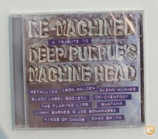 RE-MACHINED_A TRIBUTE TO DEEP PURPLE´S MACHINE HEAD.