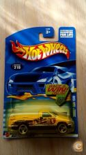 2002 HOT WHEELS - DODGE RAM 1500    BLISTER AMARELO