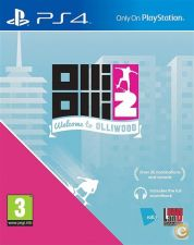 Olli Olli 2 Welcome to Olliwood Jogo PS4 PlayStation 4