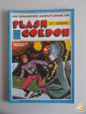 As grandes aventuras de Flash Gordon nº1