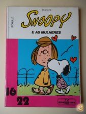 Snoopy e as Mulheres - (Col. 16x22)