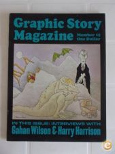 Graphic Story Magazine nº15