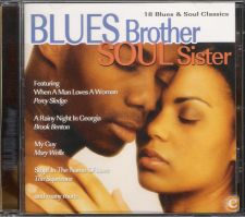 CD BLUES BROTHER SOUL SISTER  (PORTES GRÁTIS)