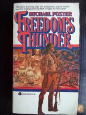 Freedom's thunder - Michael Foster