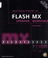 Flash MX - Upgrade Essencials - Sham Bhangal (2002)