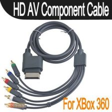 L216 Cabo AV HD XBOX 360 Composite Audio e Video Entrega 24H