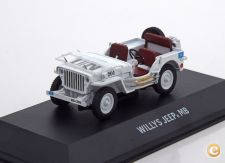 Miniatura 1:43   Willys Jeep MB Product Of United Nations