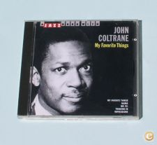 A Jazz hour with JOHN COLTRANE _My Favorite Things