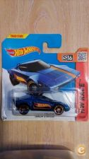 2015 HOT WHEELS - LANCIA STRATOS     1/64 APROX.   *NOVO*