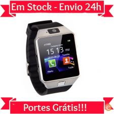 T529 Relógio Smartwatch Bluetooth DZ09 ANDROID Iphone