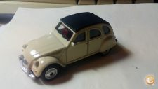 WELLY NEX - CITROEN 2CV       1/64 APROX. NOVO