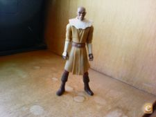 STAR WARS - MACE WINDU - FIGURA PVC