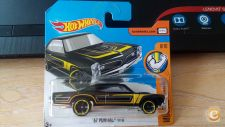2017 HOT WHEELS - ´67 PONTIAC GTO         *NOVO*
