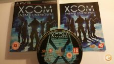 Xcom Enemy Unknown - Bom estado - PS3