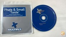 PHATS & SMALL Tonite CD Single