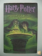 Harry Potter and the half-blood prince - J K Rowling