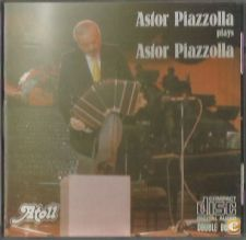 Astor Piazzolla - Plays Astor Piazzolla