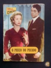 VINTAGE - COLECÇÃO CINEMA - O PRECO DO PECADO