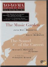 YO-YO MA Inspired by BACH The Music Garden DVD