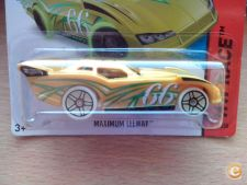 2015 HOT WHEELS - MAXIMUM LEEWAY  *NOVO*
