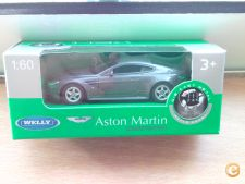 WELLY - ASTON MARTIN V12 VANTAGE      1/60  *NOVO*