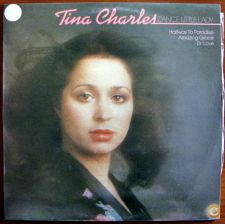 TINA CHARLES. DANCE LITTLE LADY. LP.