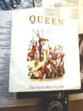 QUEEN The Show Must Go On 1991 Raro sgl