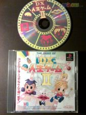 DX THE GAME OF LIFE II 2 PS1 JAP COMPLETO