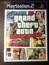 GRAND THEFT AUTO, LIBERTY CITY STORIES PS2 COMPLETO