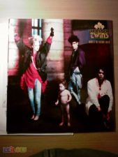 THOMPSON TWINS Here s To Future Days 1985 LP